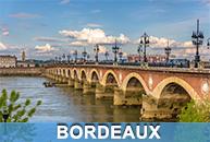 Météo à Bordeaux