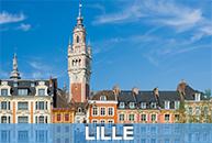 Météo à Lille