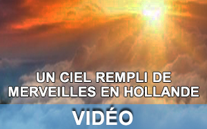 Vidéo ciel en Hollande