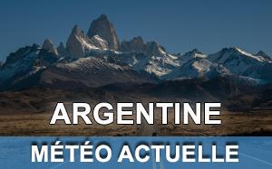 Météo en Argentine