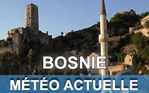 Météo en Bosnie