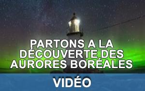 Vidéo sur les aurores boréales