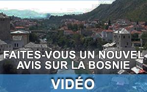Vidéo sur la Bosnie